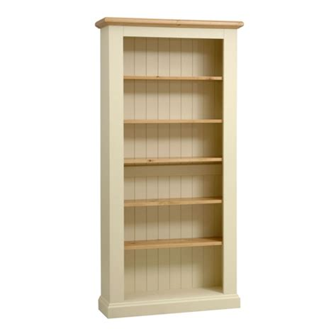 And Wide Bookshelves Winchester Painted Wide Bookcase Including Free
