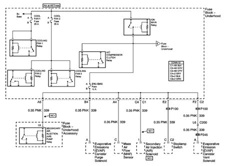 chevy impala blower fan wiring diagram get free image