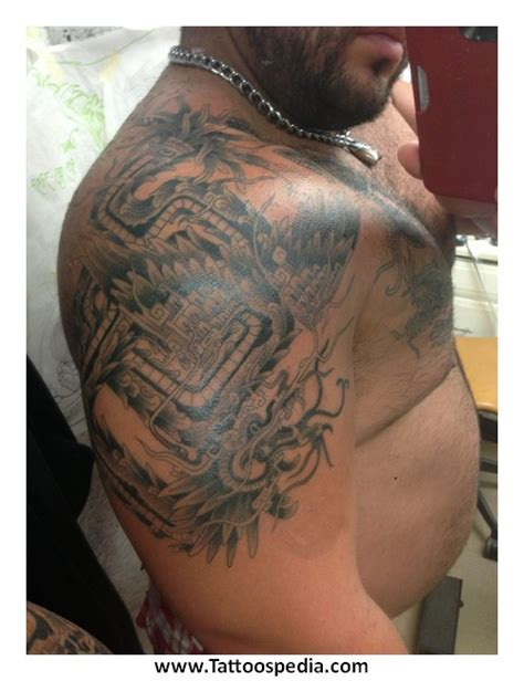 aztec god tattoos quetzalcoatl aztec god