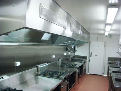 Kitchen Designers Sunshine Coast by Commercial Kitchen Custom Designed Stainless Steel Exhaust