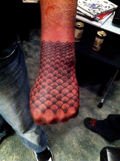 dragon scale tattoo 31 best images about references on