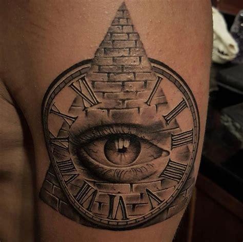 painted temple tattoo painted temple tattoos zane collins illuminati