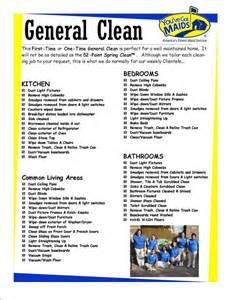 Cleaning checklist house cleaning checklist and cleaning on pinterest