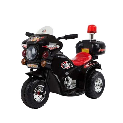 can battery operated lights catch battery operated bike black