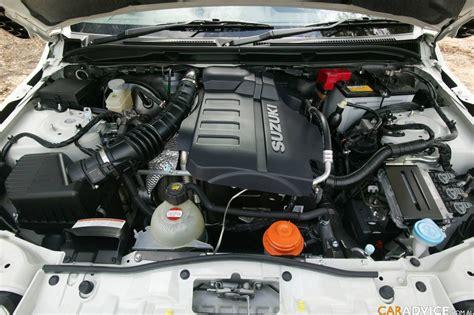 how does a cars engine work 2008 suzuki forenza instrument cluster 2008 suzuki grand vitara diesel first steer photos caradvice