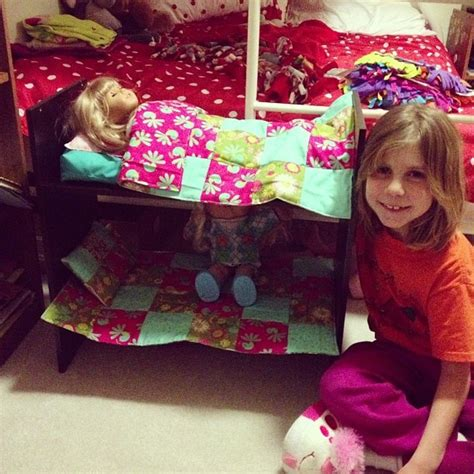 my froggy stuff how to make a bed doll bunk beds i made idea from quot my froggy stuff quot my