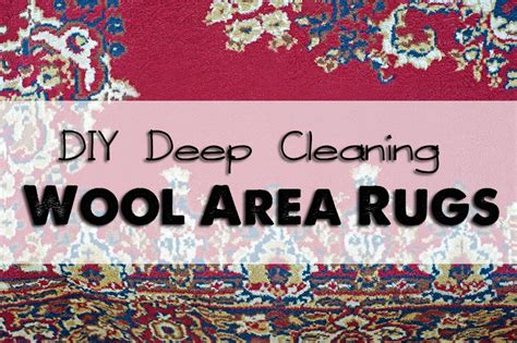 cleaning wool area rugs at home diy cleaning wool area rugs domestic bloglovin