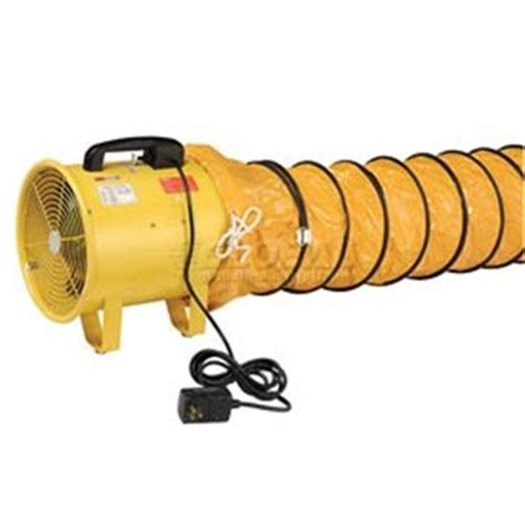 global industrial exhaust fans grandeur blower w 5m duct hose other machines horme