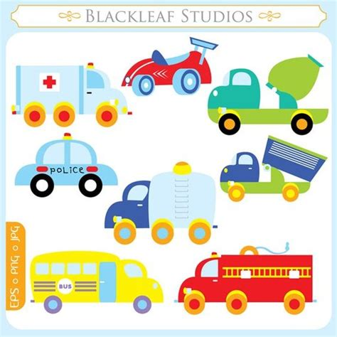 car toy clipart toy cars and trucks clip art cliparts