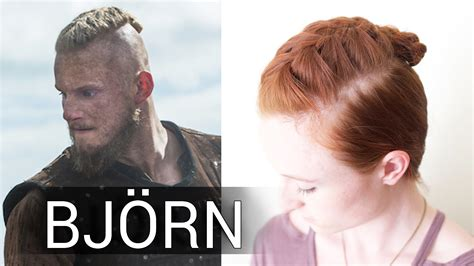 bjorn ironside haircut silvousplaits hair recreations