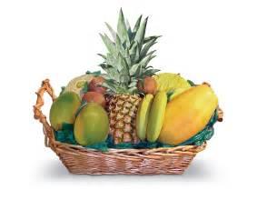 Fruit Basket by Gallery For Gt Tropical Fruit Basket