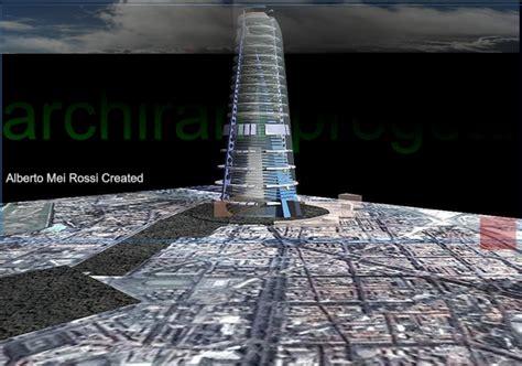 porta romana testo alberto mei work shop grattacielo 2042
