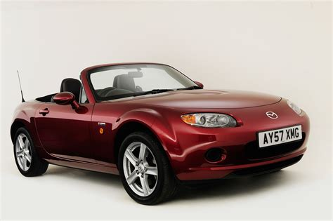 sports car mazda mx  pcp finance    modern car buying puzzle auto express