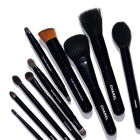 Makeup Brush chanel makeup brushes new design the look book