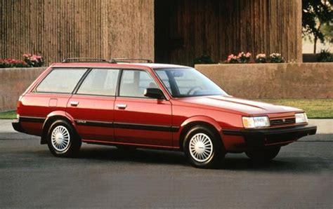 subaru loyale 1990 eyeing this brand new rear wheel drive subaru subaru