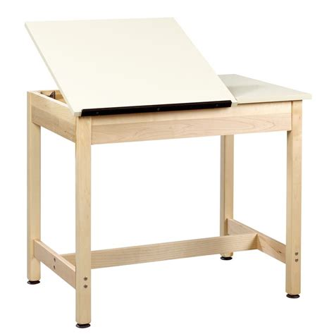 Table Top Drafting Board Split Top Drafting Table Plans Designer Tables Reference