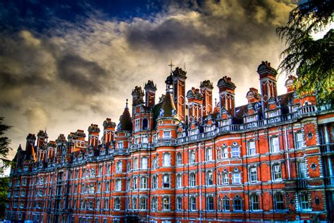 Rhul Mba by Mbadirector Royal Holloway Somewhere Between Central