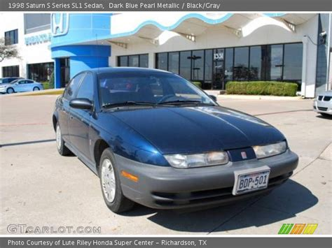 saturn 1998 sl1 blue pearl metallic 1998 saturn s series sl1 sedan