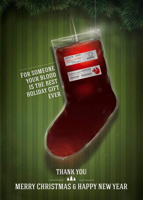 christmas gift advertisement 1000 ideas about blood donation on blood donation posters advertising design and