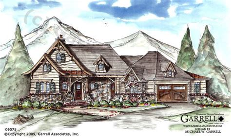 hot house plans hot springs cottage ii house plan 09075 front elevation