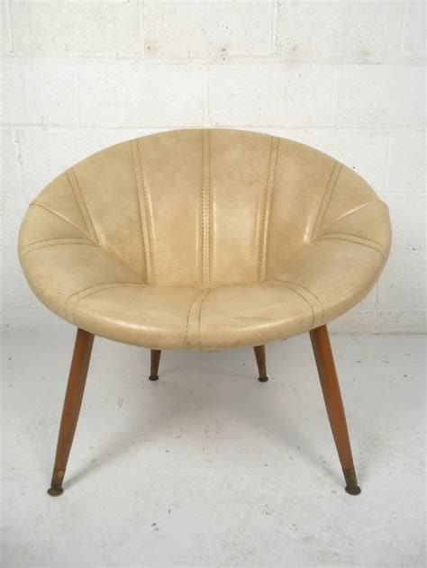 Saucer Chair by Midcentury Saucer Chair For Sale At 1stdibs