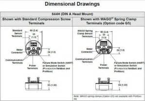 rosemount rtd wiring diagrams wiring free wiring diagrams