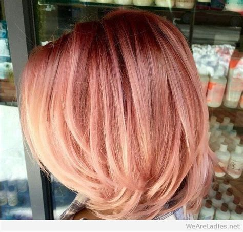 rose gold hair dye 1000 ideas about rose gold hair colour on pinterest gold