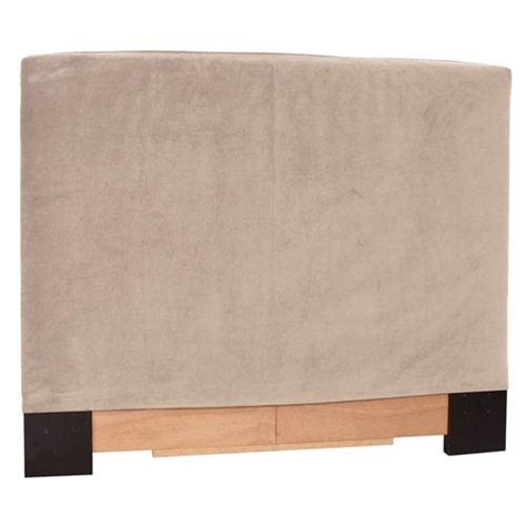 slipcover for headboard king outdoor