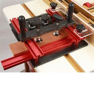 Free Router Table Plans by Woodpeckers Coping Sled