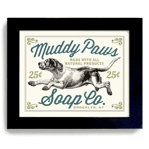 Laundry Room Decor Dog Art Sign Bathroom Wall Art Mud By Laundry Room Signs Wall Decor