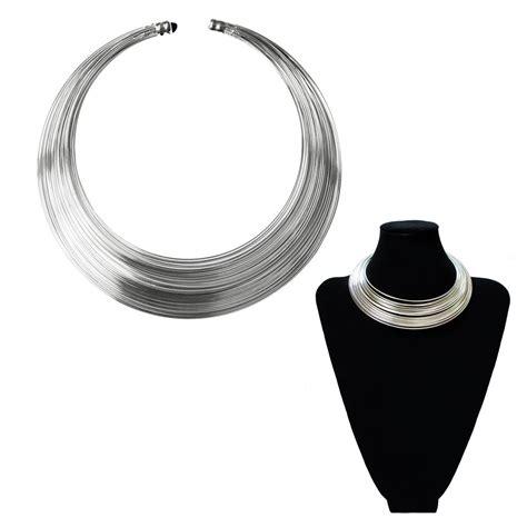 Silikon Für Aussen 493 by Elegante Und Schicke Statement Kette In Silber Schlicht