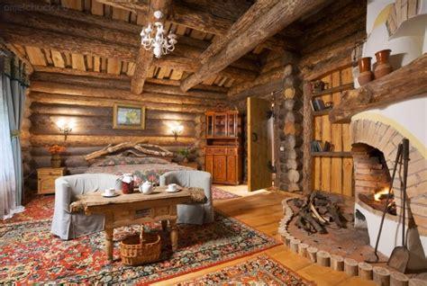 интерьеры деревянных домов фото внутри гостиной кухни