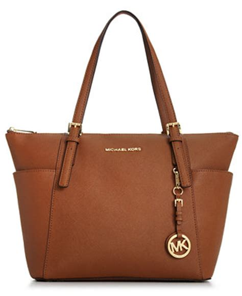 Michael Kors Cosmetic Bag For Breast Cancer Awareness by Michael Michael Kors Jet Set East West Top Zip Tote