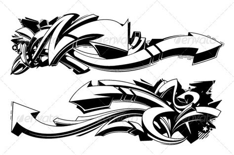 graffiti wallpaper vector black and white graffiti backgrounds graphicriver