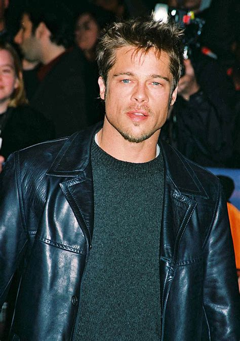 Celebrity transformations: Brad Pitt   Photo 9