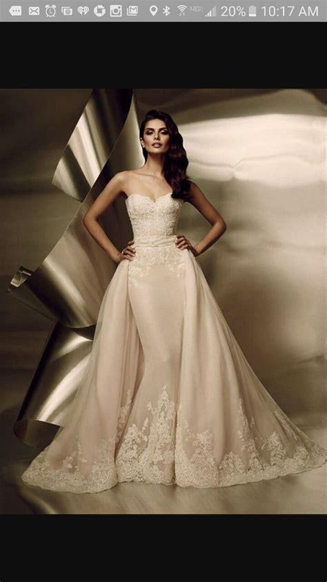 Wedding Dresses Skirt by The 25 Best Detachable Wedding Dress Ideas On