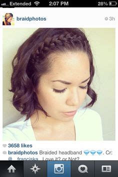 ways to put a bob in a ponytail short hair ponytail on pinterest short ponytail