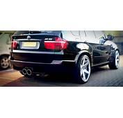 BMW X5 Custom Built Cat Back Exhaust