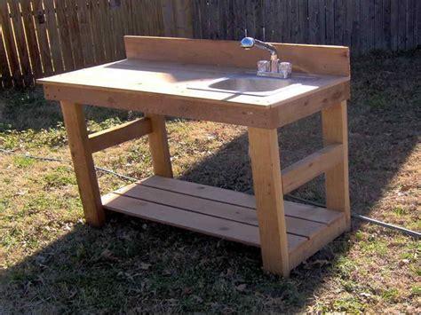 garden bench with sink best potting bench with sink vintage sink pinterest