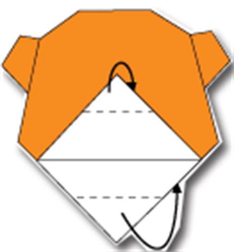 membuat origami beruang cara membuat origami wajah beruang cara membuat origami