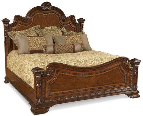 art old world bedroom furniture old world estate bedroom set from art 143155 coleman