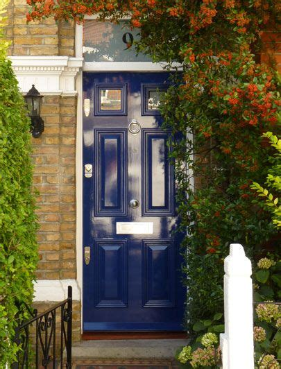 Royal Blue Front Door Regency Front Doors And Royal Blue On