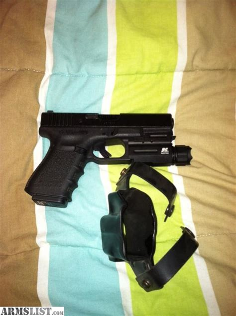 glock 23 tactical light armslist for sale glock 23 tactical light and
