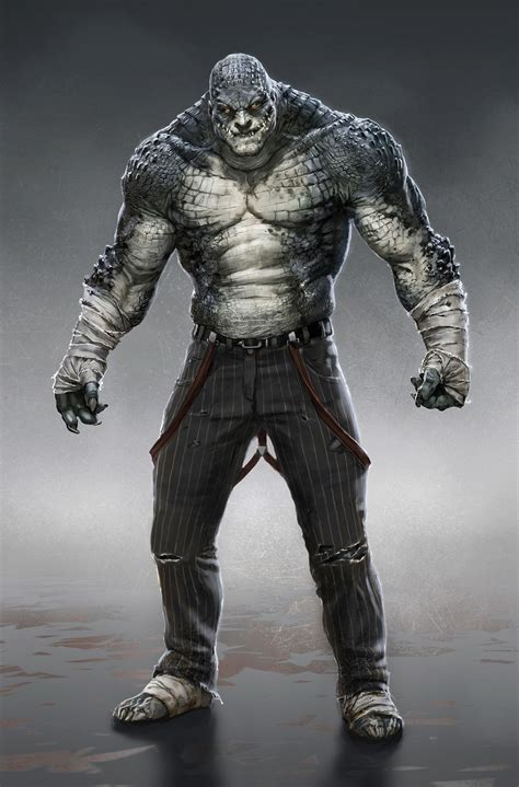 killer croc look at the squad trailer reviews