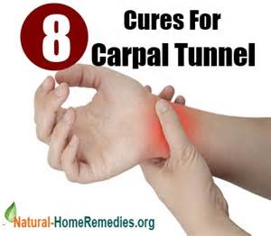 home remedies for carpal tunnel 8 cures for carpal tunnel ways to treat carpal