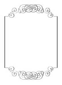 Blank Black And White Wedding Invitation Templates Black And White Blank Invitation Templates
