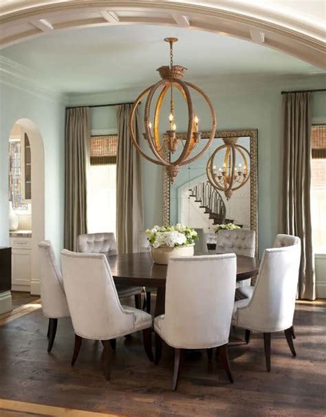 glamorous dining rooms 24 stunning dining rooms with chandeliers pictures