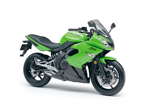 Super Sports Bike Kawasaki Ninja 400R Model Year 2011