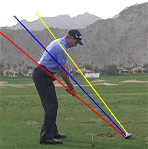 how to get golf swing on plane the stress free golf swing home