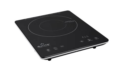 duxtop st ultra thin full glass top induction cooktop